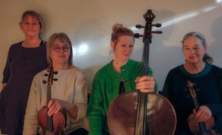 Ensemble Makadam och My Hellgren